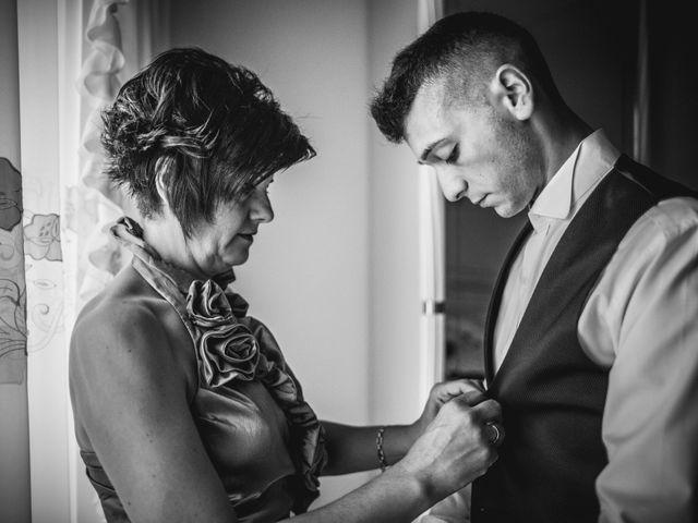 Il matrimonio di Christian e Serena a Morrovalle, Macerata 4