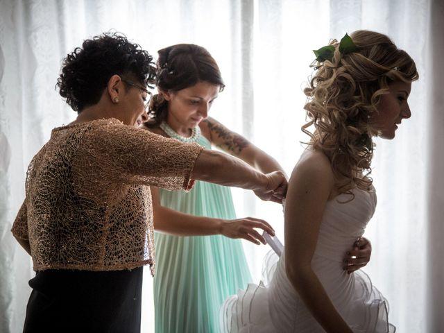 Il matrimonio di Christian e Serena a Morrovalle, Macerata 16