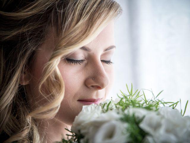 Il matrimonio di Christian e Serena a Morrovalle, Macerata 20