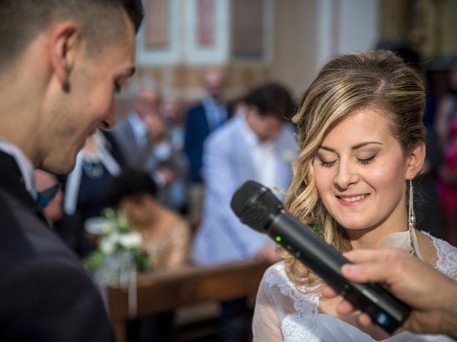 Il matrimonio di Christian e Serena a Morrovalle, Macerata 22