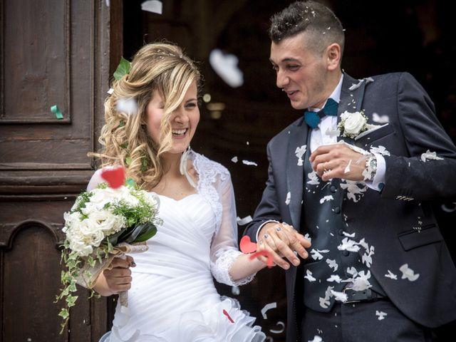 Il matrimonio di Christian e Serena a Morrovalle, Macerata 24
