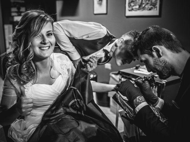 Il matrimonio di Christian e Serena a Morrovalle, Macerata 27