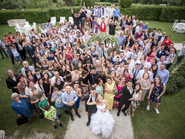 Il matrimonio di Christian e Serena a Morrovalle, Macerata 30