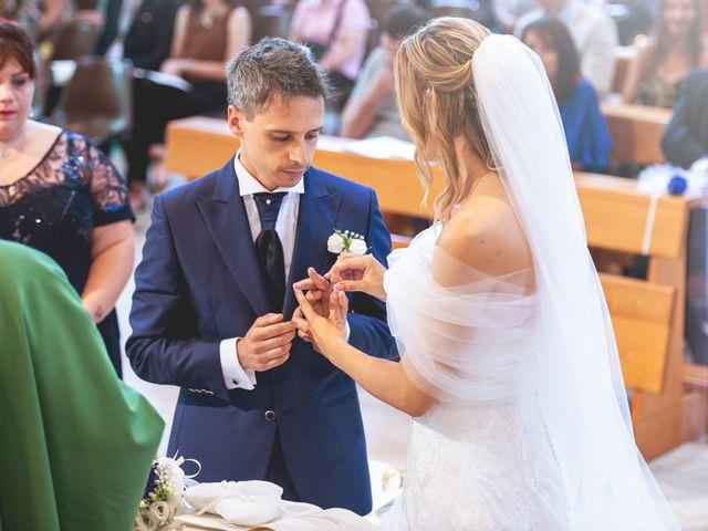 Il matrimonio di Margherita e Luca a Osimo, Ancona 40