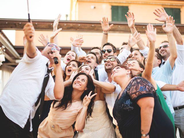 Il matrimonio di Margherita e Luca a Osimo, Ancona 105