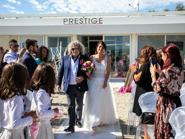 Il matrimonio di Giuseppe e Sira a Comacchio, Ferrara 37
