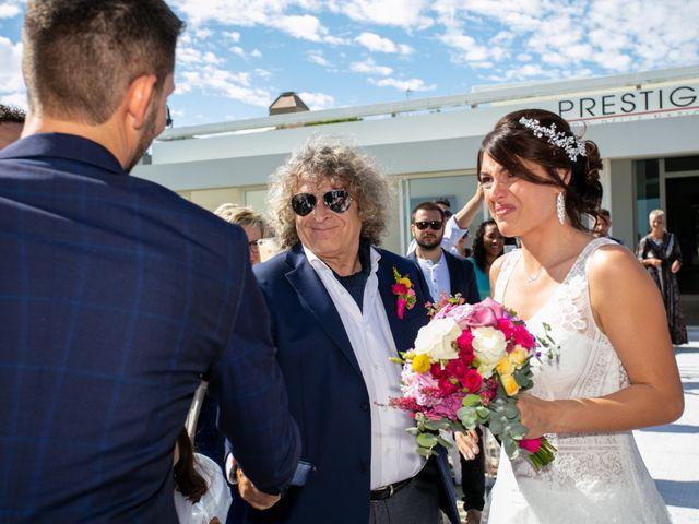 Il matrimonio di Giuseppe e Sira a Comacchio, Ferrara 39