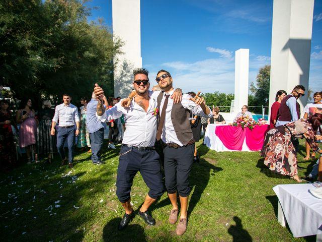 Il matrimonio di Giuseppe e Sira a Comacchio, Ferrara 89