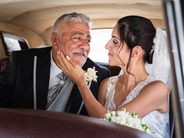 Il matrimonio di Melissa e Mario a Sezze, Latina 20