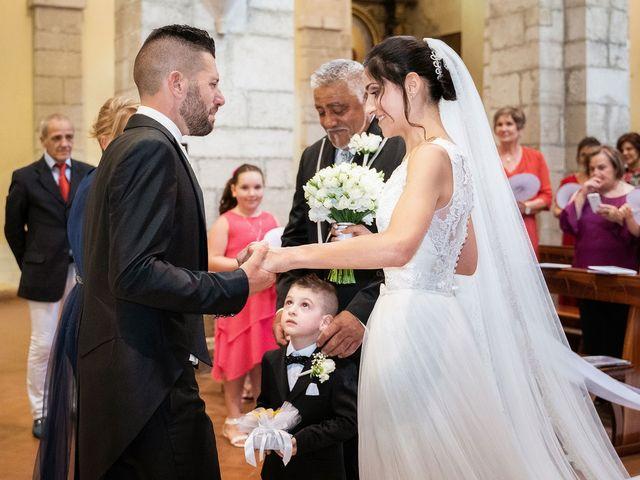 Il matrimonio di Melissa e Mario a Sezze, Latina 23