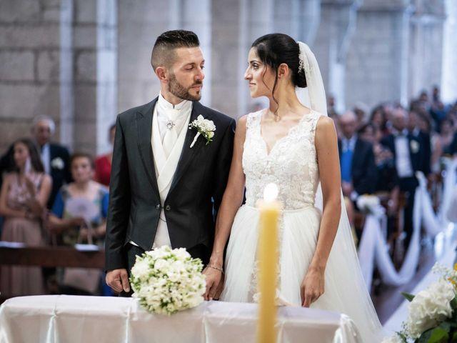 Il matrimonio di Melissa e Mario a Sezze, Latina 24