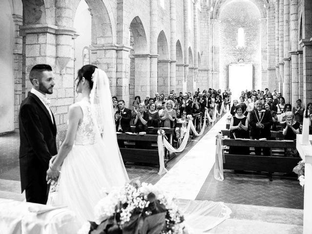 Il matrimonio di Melissa e Mario a Sezze, Latina 25
