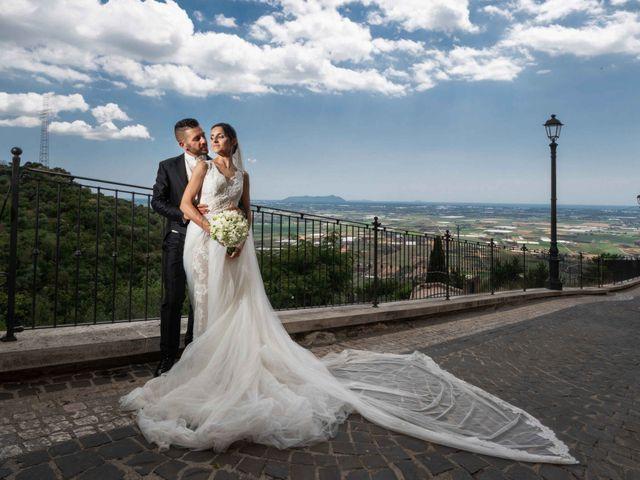 Il matrimonio di Melissa e Mario a Sezze, Latina 30