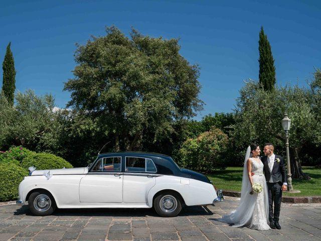 Il matrimonio di Melissa e Mario a Sezze, Latina 33