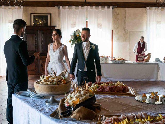 Il matrimonio di Melissa e Mario a Sezze, Latina 39
