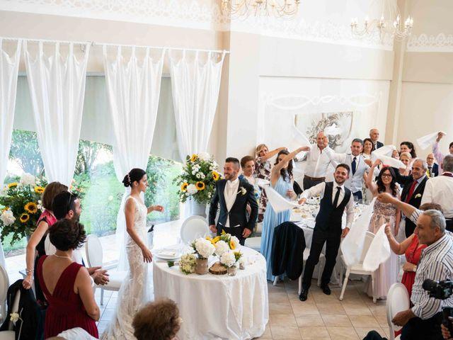 Il matrimonio di Melissa e Mario a Sezze, Latina 43