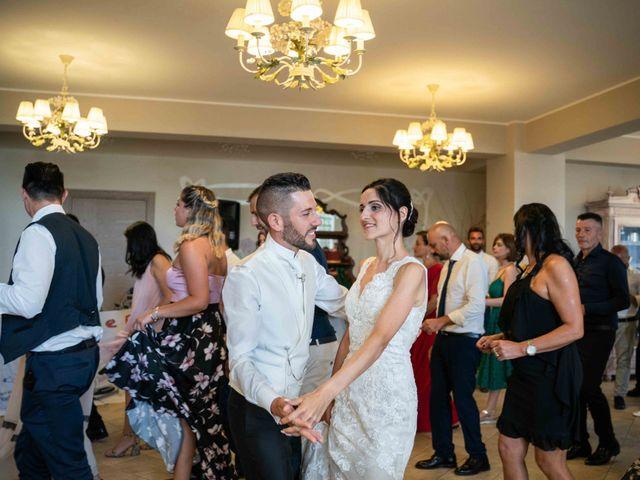 Il matrimonio di Melissa e Mario a Sezze, Latina 44
