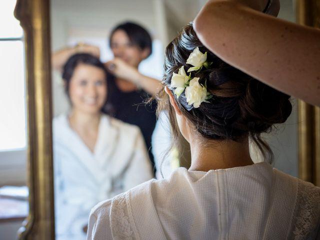Il matrimonio di Matteo e Nina a Lucca, Lucca 8
