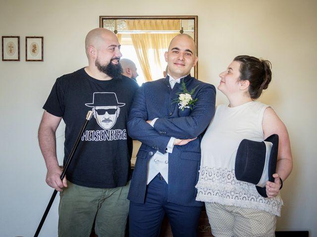 Il matrimonio di Matteo e Nina a Lucca, Lucca 31