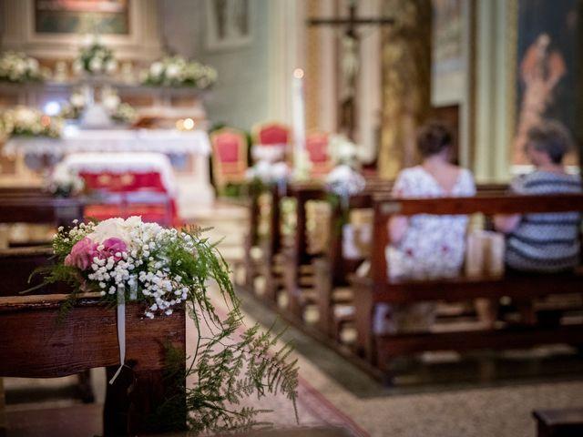 Il matrimonio di Matteo e Nina a Lucca, Lucca 33
