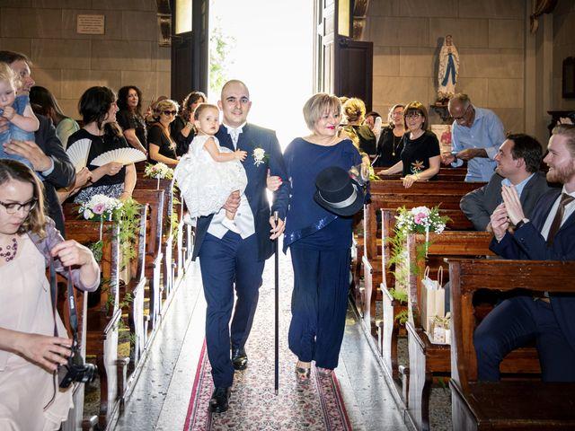 Il matrimonio di Matteo e Nina a Lucca, Lucca 34