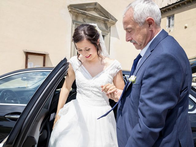 Il matrimonio di Matteo e Nina a Lucca, Lucca 35