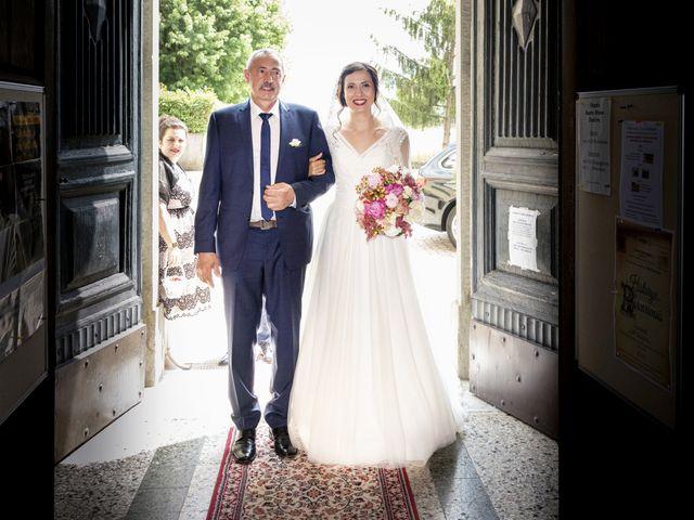 Il matrimonio di Matteo e Nina a Lucca, Lucca 36