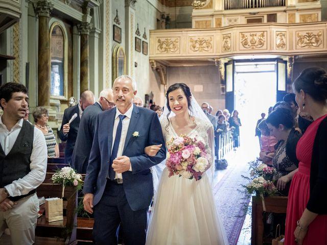 Il matrimonio di Matteo e Nina a Lucca, Lucca 37