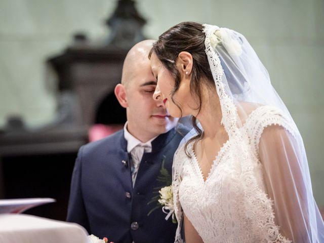 Il matrimonio di Matteo e Nina a Lucca, Lucca 39