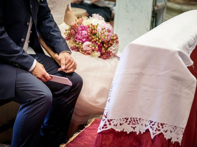 Il matrimonio di Matteo e Nina a Lucca, Lucca 41