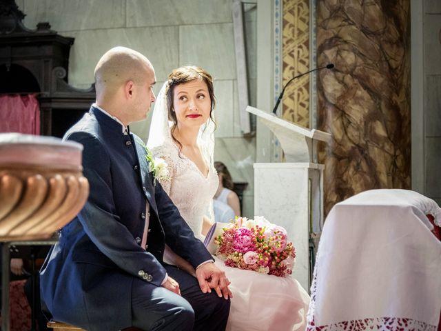 Il matrimonio di Matteo e Nina a Lucca, Lucca 42