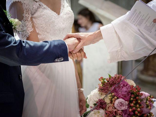 Il matrimonio di Matteo e Nina a Lucca, Lucca 43