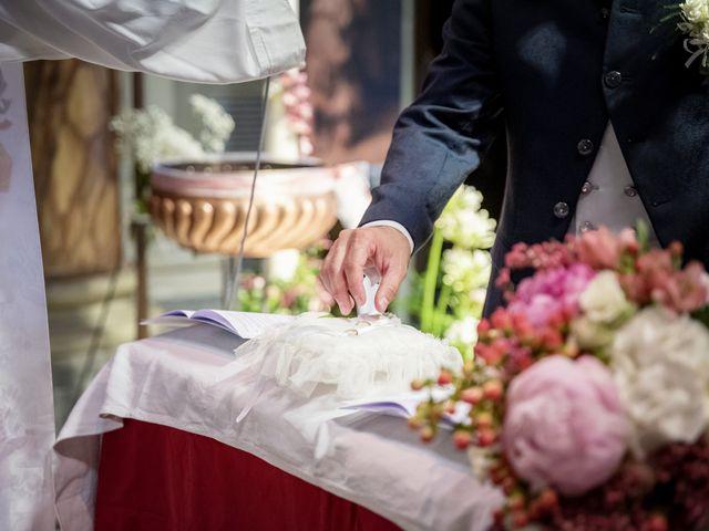Il matrimonio di Matteo e Nina a Lucca, Lucca 44