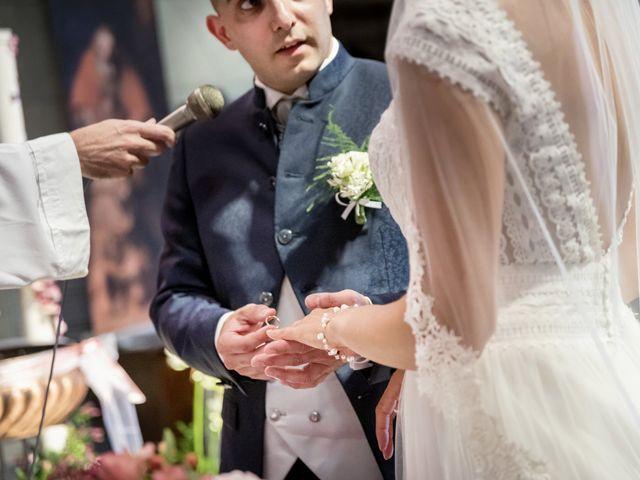 Il matrimonio di Matteo e Nina a Lucca, Lucca 45
