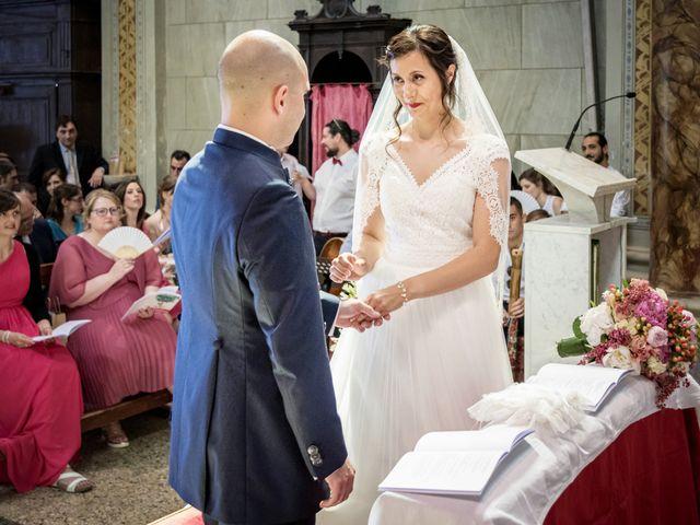 Il matrimonio di Matteo e Nina a Lucca, Lucca 46