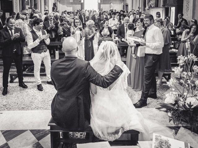 Il matrimonio di Matteo e Nina a Lucca, Lucca 51