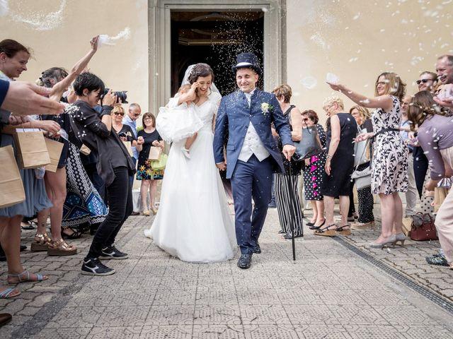 Il matrimonio di Matteo e Nina a Lucca, Lucca 53