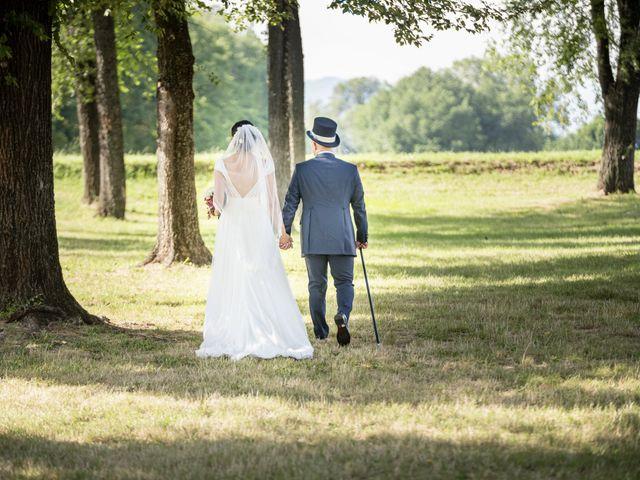 Il matrimonio di Matteo e Nina a Lucca, Lucca 56