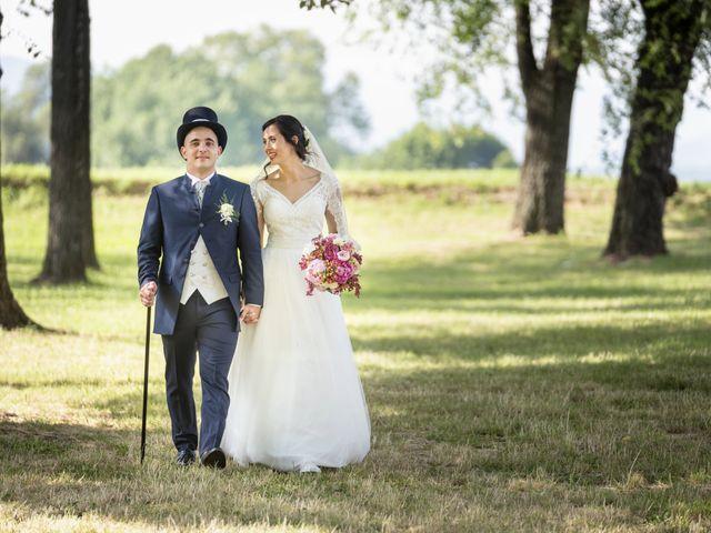 Il matrimonio di Matteo e Nina a Lucca, Lucca 57