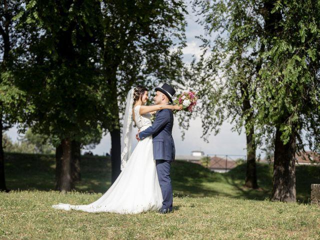 Il matrimonio di Matteo e Nina a Lucca, Lucca 58