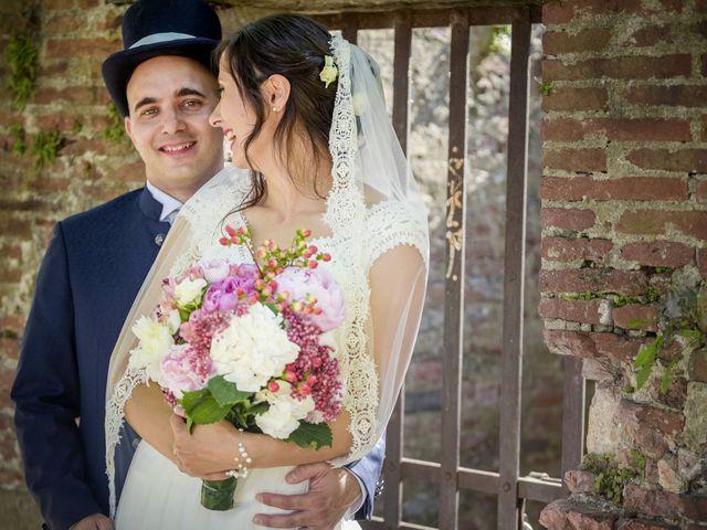 Il matrimonio di Matteo e Nina a Lucca, Lucca 59