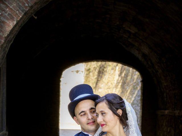 Il matrimonio di Matteo e Nina a Lucca, Lucca 62