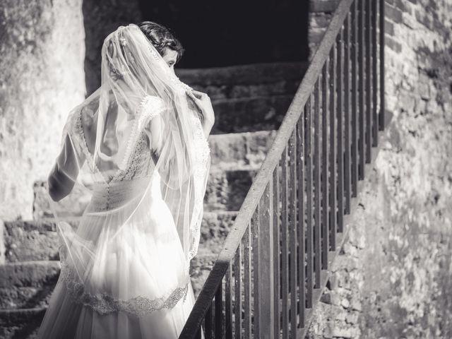 Il matrimonio di Matteo e Nina a Lucca, Lucca 63