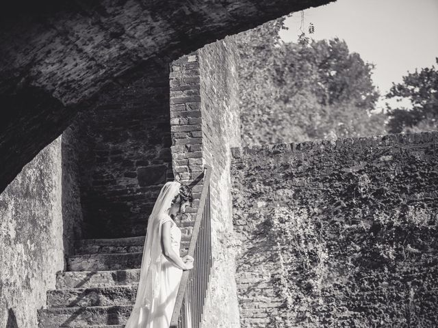 Il matrimonio di Matteo e Nina a Lucca, Lucca 65