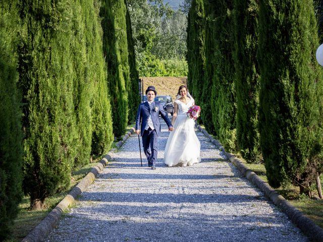 Il matrimonio di Matteo e Nina a Lucca, Lucca 68