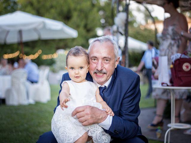 Il matrimonio di Matteo e Nina a Lucca, Lucca 71
