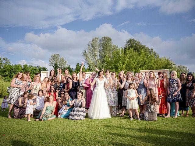 Il matrimonio di Matteo e Nina a Lucca, Lucca 73