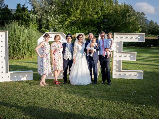 Il matrimonio di Matteo e Nina a Lucca, Lucca 75