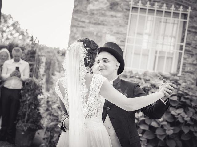 Il matrimonio di Matteo e Nina a Lucca, Lucca 76