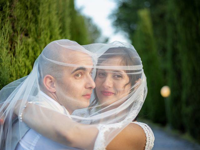 Il matrimonio di Matteo e Nina a Lucca, Lucca 80